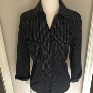 Geoffrey Beene sport blouse size 8
